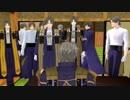 [MMD総統閣下]長谷部総統はつつきすぎに疑問です[刀剣乱舞]
