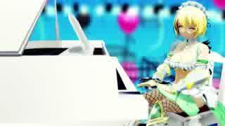 【MMD花騎士】スイレンさんでPIANO*GIRL