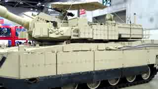 【韓国】K2戦車(砂漠仕様)