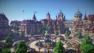 【Minecraft】ゆっくり街を広げていくよ part42-2