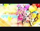 【MMDプリキュア】  キュアエール&キュアエトワールで オツキミリサイタル