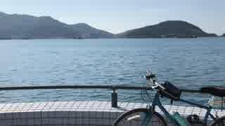 【自転車】博多を目指し約1000キロの