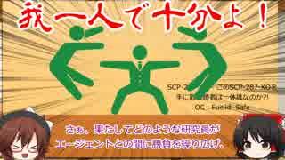 SCP財団幻想郷支部が行く!第15回[情報災