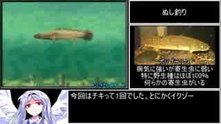 川のぬし釣り5 全魚種RTA 3時間4分56.8