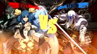 【GGXrdR2】日常対戦動画28【steam】※