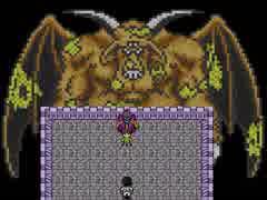 【RPGツクール2000】イチローが冒険に出る