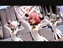 【MMD】らぶ式Rouge・Yuki・Mint MB ver.で『LUVORATORRRRRY...