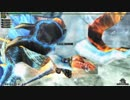 MHF-Z《超難関クエスト》(弱個体)龍・奏でるは炎氷の二重奏。エルゼリオン1体の撃退。
