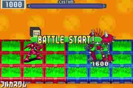 ロックマンエグゼ3 SPナビ戦まとめ3