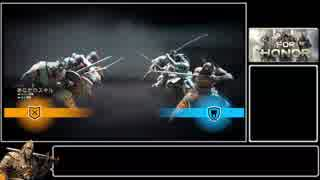 【For Honor】 フォードバー【PS4】 .mp1
