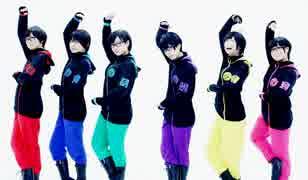 【おそ松さんコスプレ】ヒビカセ【踊って