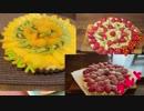 3種類のフルーツ(2種類は缶詰)でタルトを作る【キルきるクッキング!?】