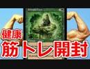 【開封大好き】健康!!筋トレMTGパック開封