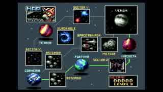 【実況動画】初代スターフォックス 宇宙でクリぼっち part1