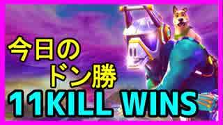 【Fortnite】シーズン6いざ参戦!!11KILL W