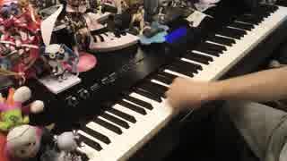 【ピアノ】 「逆光」 を弾いてみた 【Fate