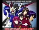 Gundam Seed Destiny ost  (Life Goes On)