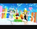 【初音ミク・鏡音リン】らぶ式ミクさんリンちゃんで「ちょこまじ☆ろんぐ」【MMD】1080p