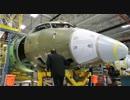【MAD】DHC8‐Q400の製造工程を2202op風にしてみた