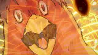 くそ饅頭です、ガナリアです、兄弟で【打上花火】を歌うんこ