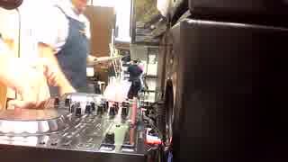 ホモと学ぶDJ KEI DJごっこで島村楽器の店
