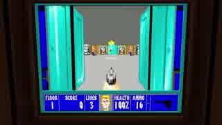 [ゆっくり実況] Wolfenstein II The New