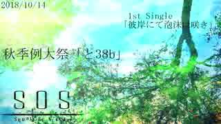 【2018秋季例大祭5】彼岸にて泡沫は咲き【