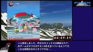 【ゆっくり】ポケモンGO 立山山頂攻略RTA