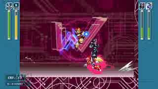 ロックマンX Xチャレンジ9-4 壁蹴り禁止