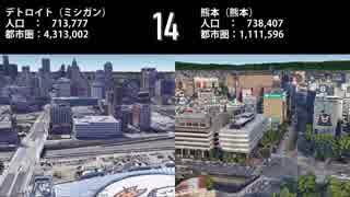人気の「都市圏」動画 5本 - ニ...