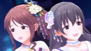 【デレステMAD】「Nocturne ~For SS3A rearrange Mix」【1080p60/4Kドットバイドット】