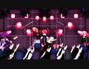 【テトの日2018】瀬戸の花嫁 をテトバンドに演奏してもらった【MMD-Band Edition】
