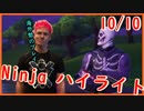 [Fortnite] ~10/10 Ninja 配信ハイライト~[フォートナイト]
