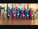 日本 メコン首脳会議:5カ国首脳「自由で開かれたインド太平...