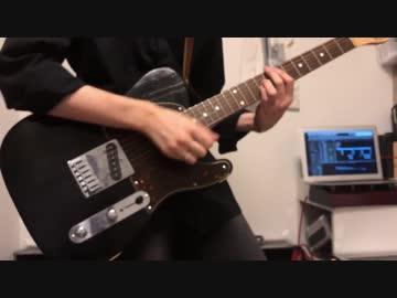 《東京喰種:re》katharsis/TK from 凛として時雨【Guitar cover】
