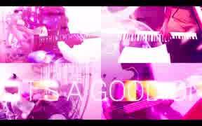 【歌ってみた】REFLEXIÓN/luz【にーとん feat.にこしばバンド】