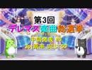 【中間発表 #6】第3回 デレマス楽曲総選挙【3pt票率 BEST50】