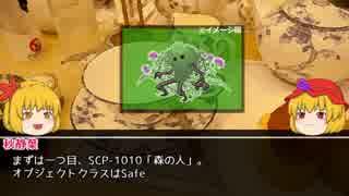 実る秋のSCP【人型回】