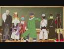 黒板【手描き47ts】