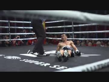 【ボクシング】井上尚弥、パヤノ接写別アングルKOの決定的瞬間。