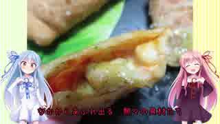 うちの琴葉姉妹は食べ盛り#23「揚げピッツァ」
