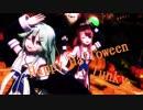 【MMD艦これ】山風江風でHappy Halloween