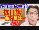 韓国の観艦式で旭日旗を拒否した韓国政府が安倍総理の一言で撃沈!衝撃の日本の未来に世界も驚愕!海外の反応【KAZUMA Channel】