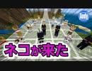 【マインクラフト】アップデート1.14 新MOB猫とヤマネコの違いとは アンディマイク...