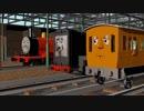 客車のローリとなかまたち「ローリとディーゼル」