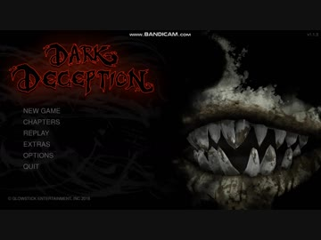 迫真ホラゲー部(大便乗) パックマンの裏技mp1 Dark Deception