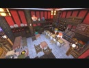 【Minecraft】緩やかに幻想建築Vol.2_古都港ラプシェイス_#5-4【女実況】