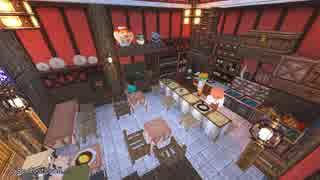【Minecraft】緩やかに幻想建築Vol.2_古都