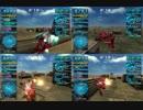 フォーミュラフロント AI設定比較 武器制御編