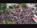 より良い生活を求め徒歩で米国に向かうホンジュラス版 進撃の難民の群れ!